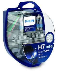 Philips H7 Racing Vision GT200 +200% 12V 60/55W