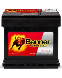 Μπαταρία BANNER POWER BULL 50Ah 450A P5003