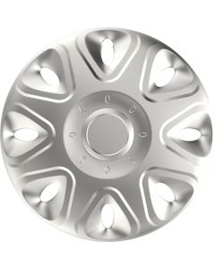 """Τάσια Versaco Τεμάχια Power Silver 14"""" σετ 4τμχ"""