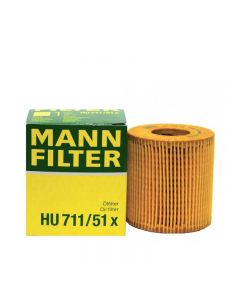 HU 711/51x MANN Φίλτρο Λαδιού