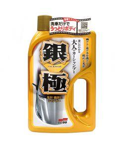 Πακετο προσφορας Soft99 Kiwami Extreme Gloss Shampoo Silver 750ml & Kiwami sponge – 4291