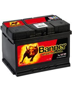 Μπαταρία BANNER STARTING BULL 55Ah 450A 55519