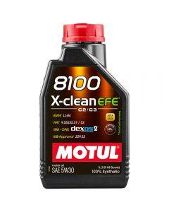 MOTUL ΛΑΔΙ 8100 X-CLEAN EFE 5W30 1lt