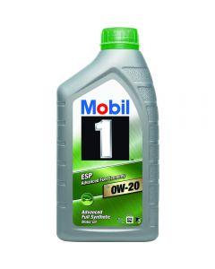 Mobil 1 Λάδι Αυτοκινήτου Advanced Fuel Economy 0W20 1L