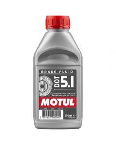 MOTUL υγρά φρένων DOT 5.1 BRAKE FLUID 500ml