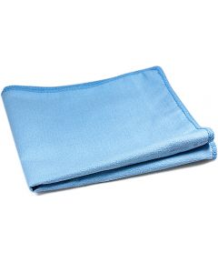 KAJA πετσέτα μικροϊνας ματ γαλάζιο 32x32cm