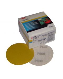 3M™ P500 Hookit™ Abrasive Disc 255P+ 75mm