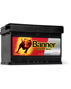 Μπαταρία BANNER POWER BULL 72Ah 670A P7209