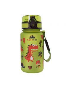 ΠΑΓΟΥΡΙ ALPIN TEC DINO (ΔΕΙΝΟΣΑΥΡΟΙ) ΠΡΑΣΙΝΟ BPA FREE 350ml C-350GN-1
