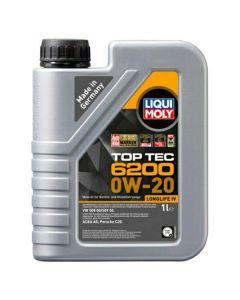 LIQUI MOLY Top Tec 6200 Long Life IV 0W-20 1L