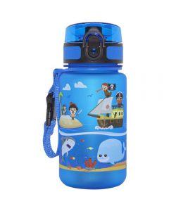 ΠΑΓΟΥΡΙ ALPIN TEC PIRATES (ΠΕΙΡΑΤΕΣ) ΜΠΛΕ BPA FREE 350ml C-350BE-PIR