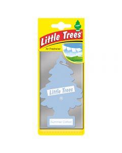 Little Trees Summer Cotton Αρωματικό αυτοκινήτου