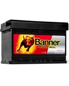Μπαταρία BANNER POWER BULL 72Ah 670A P7209
