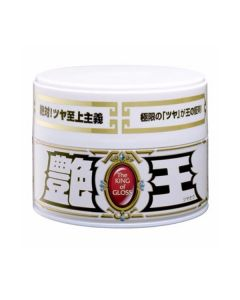 SOFT99 The King of Gloss White 300g