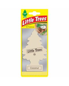 Little Trees Coconut Made in USA air freshener