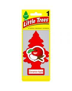 Αρωματικό αυτοκινήτου Little Trees Cinnamon Apple air freshener