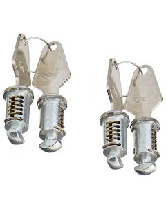 MENABO Locks kit for TEMA BARS Κλειδαριές