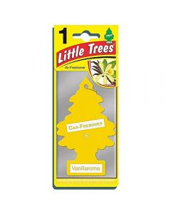 Little Trees Vanillaroma Made in USA air freshener