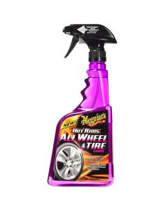 MEGUIAR'S Hot Rims®  Wheel & Tire Cleaner 710ml καθαριστικο ζαντων G9524EU