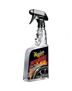 Meguiar's Hot Shine High Gloss Tire Spray G12024 710ml