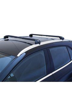 Μπάρες οροφής  FABBRI ALU VIVA 2  BLACK  για roof railing
