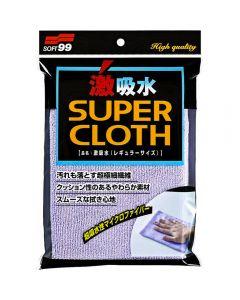 ΠΕΤΣΕΤΑ ΣΤΕΓΝΩΜΑΤΟΣ ΑΠΟ ΜΙΚΡΟΪΝΑ SOFT99 Microfiber Cloth -Super Water Absorbent 50x30mm