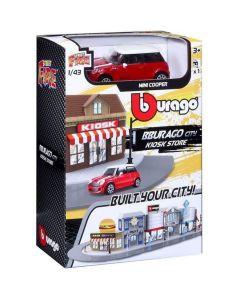 Bburago CITY – KIOSK STORE 1/43